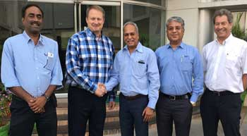 Schwing Stetter India joins hands with GOMACO