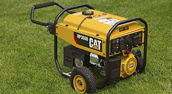 Caterpillar introduces new portable generator range in US and Canada