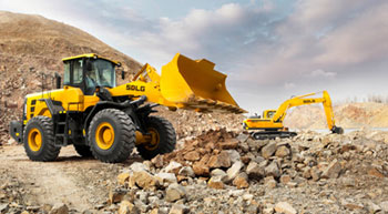 SDLG launches F-series wheel loaders in Southeast Asia