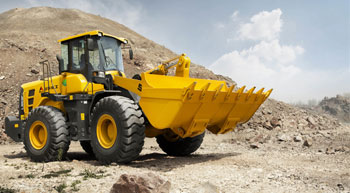 SDLG to launch F-series wheel loaders, operator skill programme at CTT Moscow