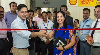 Shell Lubricants opens learning centre