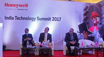 Honeywell Connected Plant solutions introduced at first India Technology Summit