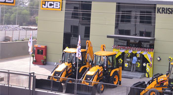 JCB India opens dealership facility in Mohali