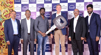 MAN Trucks opens new dealership in Chennai