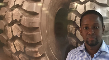 Magna Tyres Group appoints new Sales Manager in West Africa