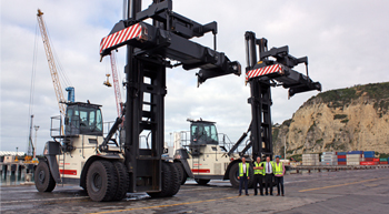Konecranes bags order for lift trucks from Napier Port