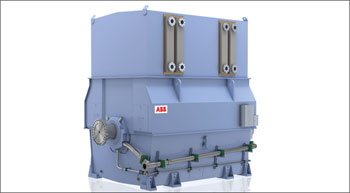 ABB motor reaches almost 100 per cent energy efficiency