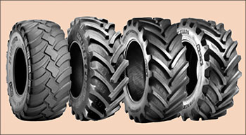 Tyres for transport operations