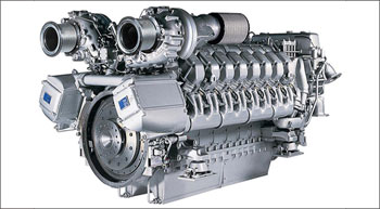 MTU engines to be assembled in India