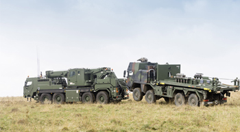 Liebherr to supply armoured mobile and rescue cranes to German Army