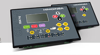 HIMOINSA develops control units for gas gensets