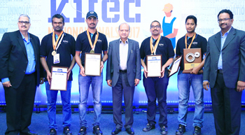 Volvo Trucks concludes fifth edition of KITEC