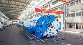 Nepal to use first TBM ever for Bheri Babai project