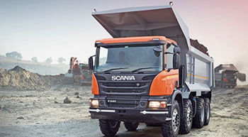 New Generation Mining Tipper