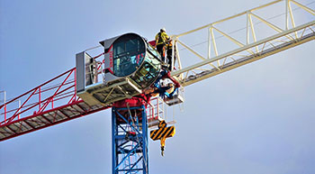 Strictly Cranes sells three new Raimondi tower cranes