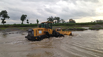 Wheel loader sales drive SDLG growth in the Philippines