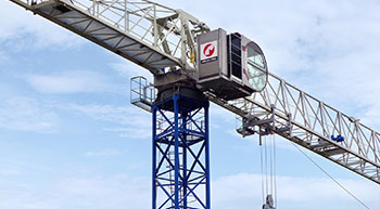 Raimondi launches new flat-top tower crane