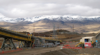 Siemens electrical equipment for underground copper mine in Mongolia