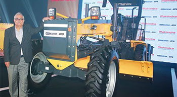 Mahindra launches RoadMaster G75