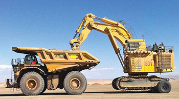 Reducing excavator lifecycle cost