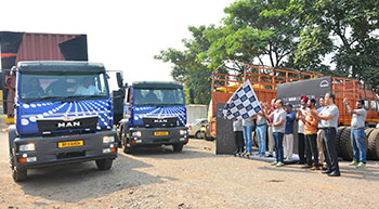 MAN flags off pan-India drive