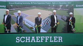 Schaeffler India announces expansion of Pune operations