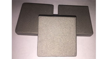 Weldable Tungsten Carbide Tiles