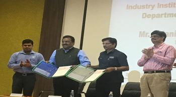 Nord Drivesystems signs MoU with Bannari Amman Institute