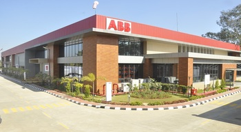 ABB opens new factory in Nashik