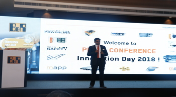 B&R organises Innovation Day 2018