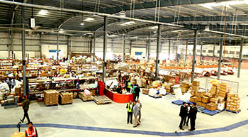 DTDC opens 1,00,000 sq ft warehouse in Delhi