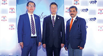 LiuGong completes 15 Years in india