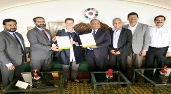 bauma CONEXPO INDIA, iCEMA sign Cooperation Agreement