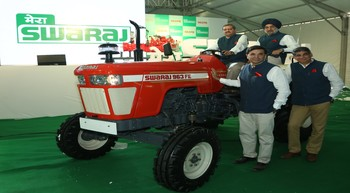 Swaraj Tractors introduces new tractor series