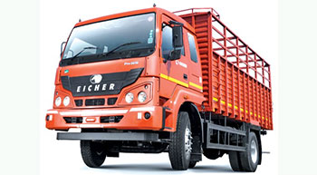 Eicher Pro 5000 series with BS-IV technology