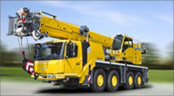 Grove launches new all-terrain taxi crane