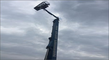 Genie SX-150 telescopic boom lift comes to India