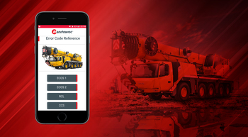 Manitowoc releases mobile app