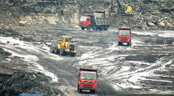 Privatisation of coal mining