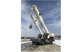 Italian contractor taps Grove RT550E cranes