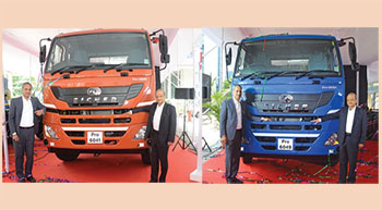 Eicher launches two new Heavy-Duty trucks