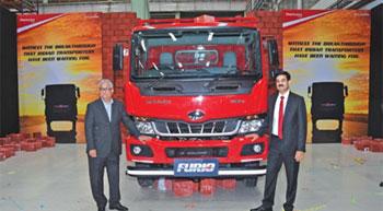Mahindra unveils new ICV range