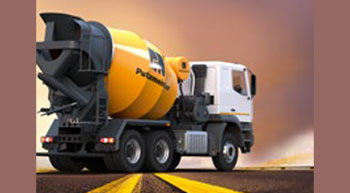 Putzmeister launches transit mixers