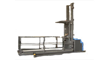 Combilift launches Combi-OP order picker