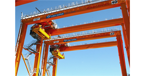More Konecranes electric RTGs to reach Slovenian terminal
