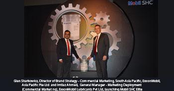 ExxonMobil launches Mobil SHC™ Elite