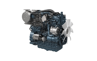 Kubota starts sales of industrial engine in India