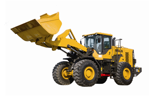 SDLG launches new wheel loader in North America