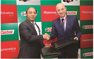 Mahindra in strategic partnership with Castrol India