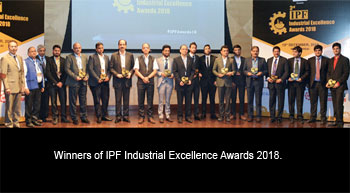 IPF Industrial Excellence Awards 2018